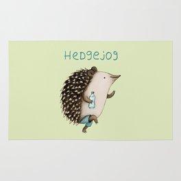 Hedgejog Rug