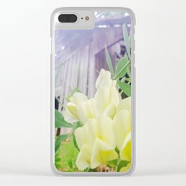 History Clear iPhone Case