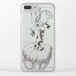 Antelope Clear iPhone Case