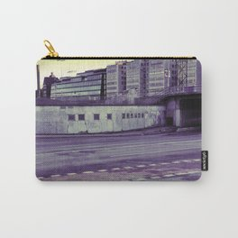 Cracked Concrete Carry-All Pouch