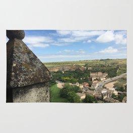 Segovia, Spain Rug