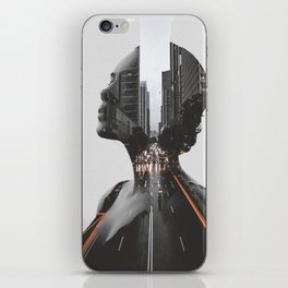 City 2 iPhone Skin