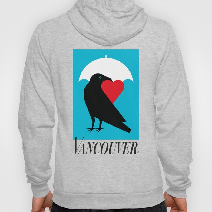 Vancouver's Canuck the Crow Hoody