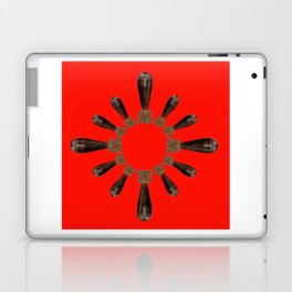 circle of destruction Laptop & iPad Skin