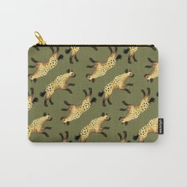 Hyenas Carry-All Pouch