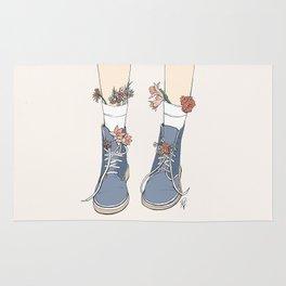 Boots Rug