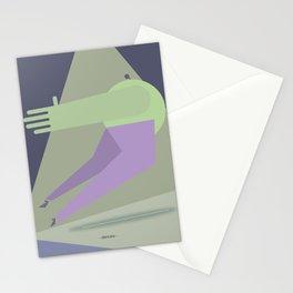 Dancers/Ballerini Stationery Cards