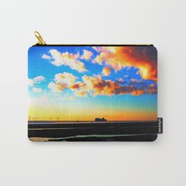 Belfast Ferry at Sunset Carry-All Pouch
