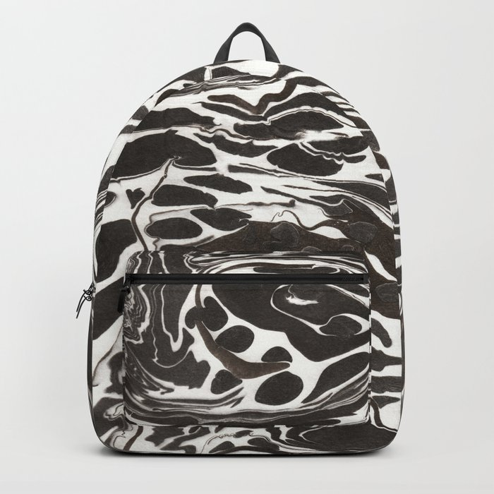 Suminagashi 09 Backpack