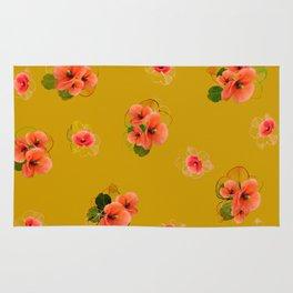 Flower carpet 16 Rug