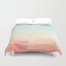 Marble sky dimension Duvet Cover
