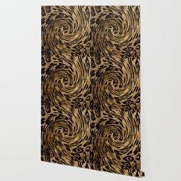 Animal Print Leopard Wallpaper