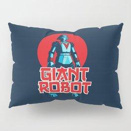 Giant Robot Pillow Sham