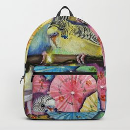 Parakeet Theater Backpack