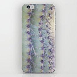 Sharp Beauty iPhone Skin