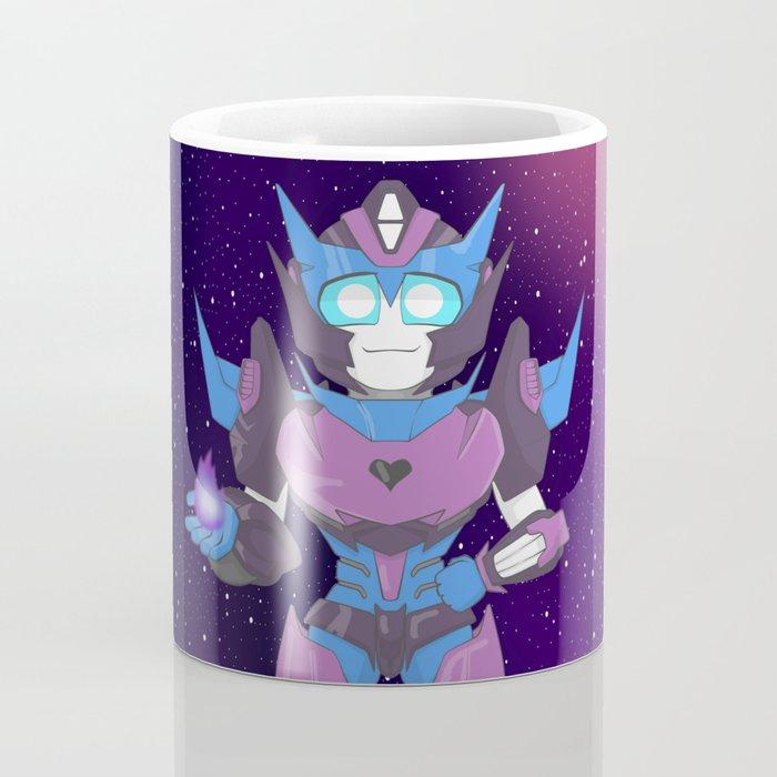 Blue Rodimus Coffee Mug