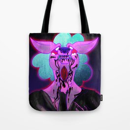 Open My Throat Tote Bag