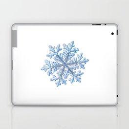 Real snowflake - Hyperion white Laptop & iPad Skin