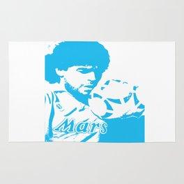 Diego Armando Maradona Rug