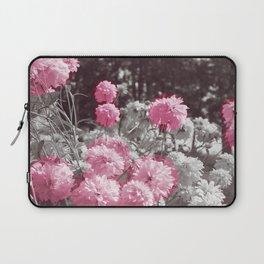 Pink Dahlias (2)  Laptop Sleeve