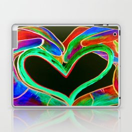 Universal Sign for LOVE Laptop & iPad Skin
