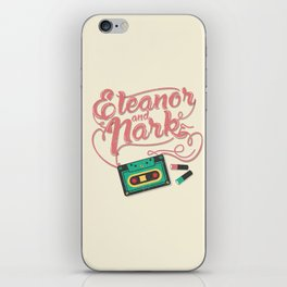 Eleanor and Park iPhone Skin