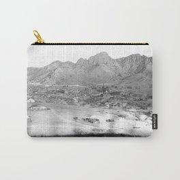 Pima County, Arizona. 1909 Carry-All Pouch