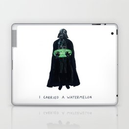 Vader Carries A Watermelon Laptop & iPad Skin