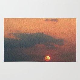 Dragon steals the Sun Rug