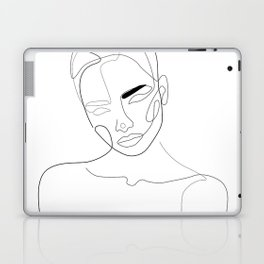 Lined Look Laptop & iPad Skin
