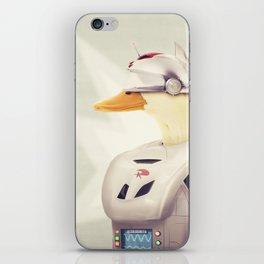 Justice Ducks - The Hero iPhone Skin