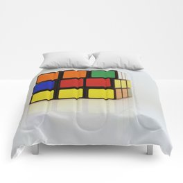 Unsolved Mysteries Comforters