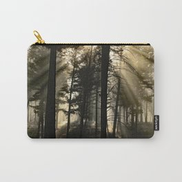 Woodland Sunrise Carry-All Pouch