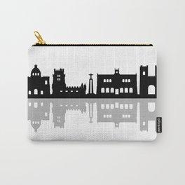 lisbon skyline Carry-All Pouch