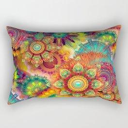 Gipsy Mandala's Rectangular Pillow