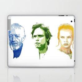 Ben, Luke and Rey Laptop & iPad Skin