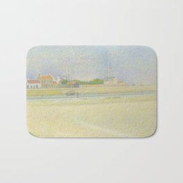 The Channel of Gravelines, Grand Fort-Philippe Bath Mat