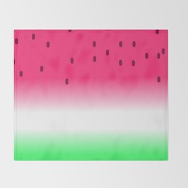 melons of water Throw Blanket