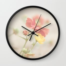The odd one out Wall Clock