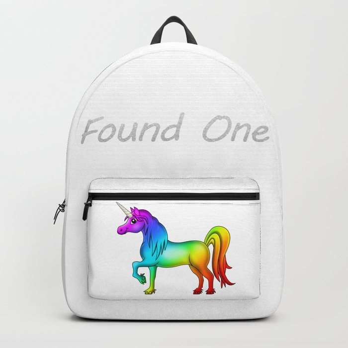 Found One! Backpack