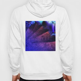 Pleated fantasy forest Hoody