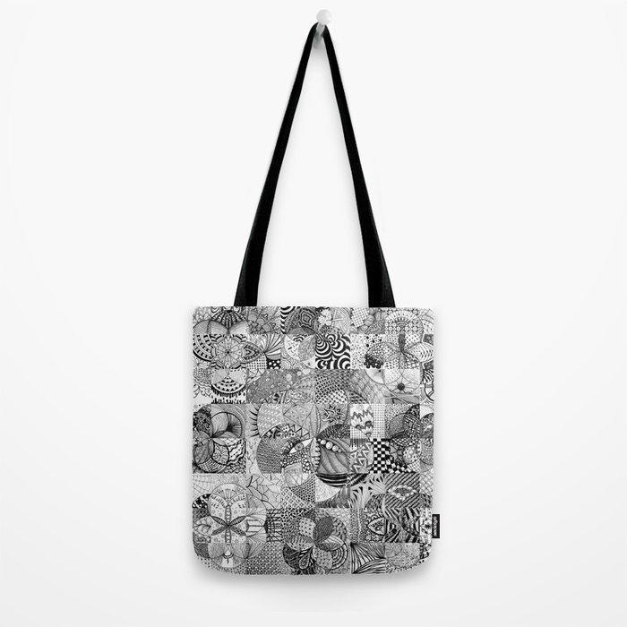 Art in Action Logo Tote Bag