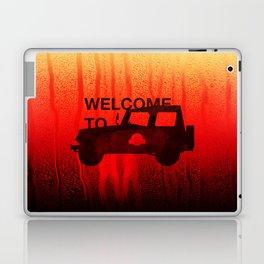 Welcome To... Laptop & iPad Skin