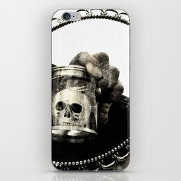 Confronting Death iPhone Skin