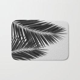 Palm Leaf Black & White II Bath Mat