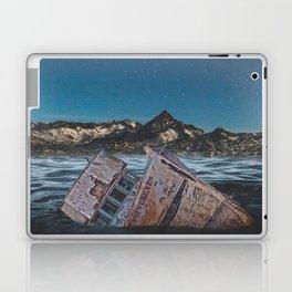 Sunken Ship Laptop & iPad Skin