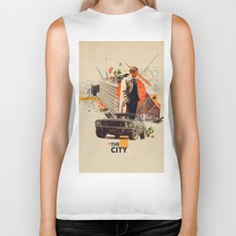 The City 1968 Biker Tank