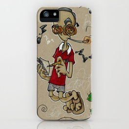 O GONZO!  iPhone Case