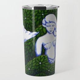 Mermaid at the Bottom of the Garden Travel Mug