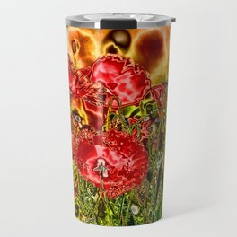 Poppy20151001 Travel Mug